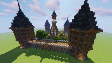 Medieval Castle [With Download] Minecraft Map & Project