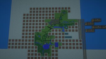 Warrior Cats : Full Map! Minecraft Map & Project