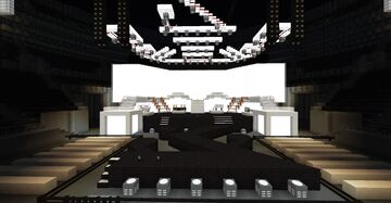 Close My Eyes World Tour (Custom Tour) (Mods 1.7.10) Minecraft Map & Project