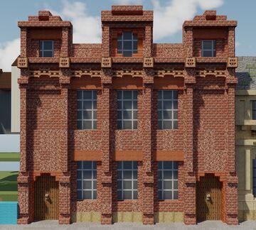 Grammar School (101 High St) Minecraft Map & Project