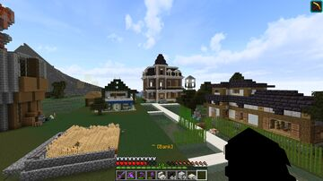 My new Arbor house Minecraft Map & Project