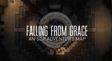 SCP: Falling From Grace || An Adventure Map Minecraft Map & Project