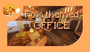 My Fox Office Minecraft Map & Project