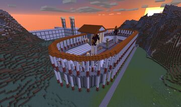 Circus Maximus Minecraft Map & Project