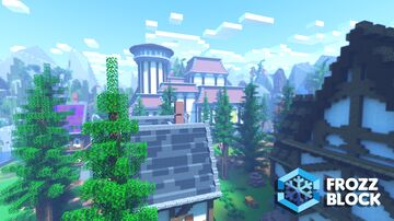 MobPvP Arena Minecraft Map & Project