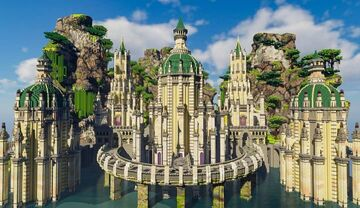 CriCestral Building Map Minecraft Map & Project