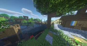 The Provinces of Vladin and Marysya Minecraft Map & Project
