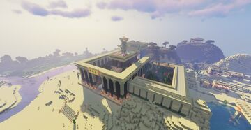 Jungle Temple / Home of Nature Minecraft Map & Project