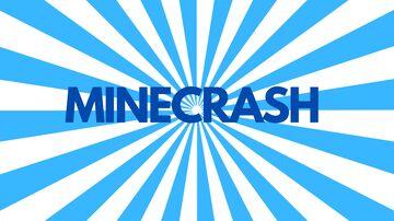 MineCRASH | READ DESCRIPTION Minecraft Map & Project