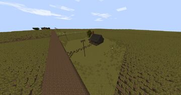 Mississippi Delta 1930s (NOT CLOSE TO BE FINISHED) Minecraft Map & Project