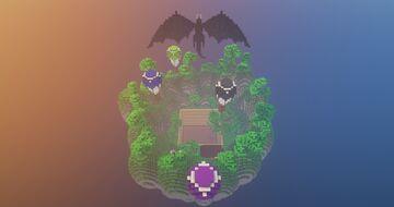 [Mine/Prison] ✨ Forest Mine ✨ [Maps/Schematic] ⭐ [FREE Download] ⭐ [1.16.5] ✅ Minecraft Map & Project