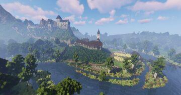 Weißenstein Minecraft Map & Project