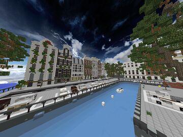 Amsterdam. plot Minecraft Map & Project