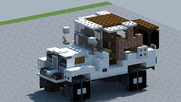 Jeep CJ-5 Laredo [With Download] Minecraft Map & Project