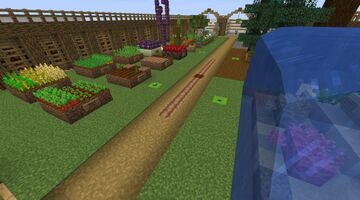 RestWorld: A complete resourcepack testing world for 1.17 Minecraft Map & Project