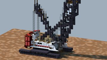 Link Belt 238, Crane [With Download] Minecraft Map & Project