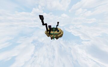 Skyblock New Minecraft Map & Project