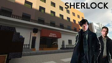 Sherlock - Baker Street 221B - BBC 1.16.4 Minecraft Map & Project