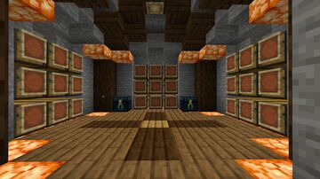 Awesome Underground house Minecraft Map & Project