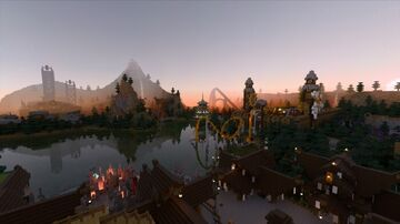 Bidmor Park & Resort Minecraft Map & Project