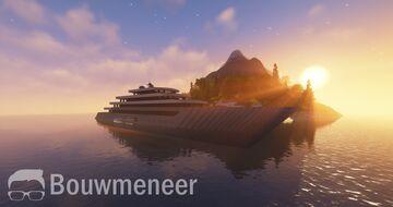 Superyacht: Kaya Minecraft Map & Project