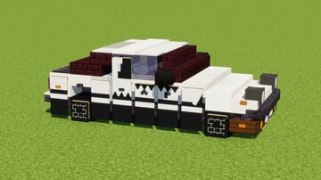 Toyota Sprinter Trueno AE86 Minecraft Map & Project