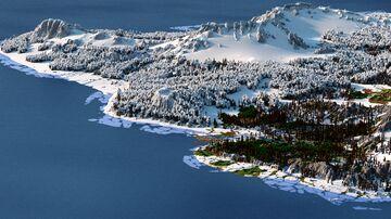 Jutriun - A Nordic Winter World  (3k, Download, 1.12 & 1.16+, Java & Bedrock, Minecraft Survival World / RPG Map) Minecraft Map & Project