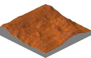 MARS-1 [1.16+] Minecraft Map & Project