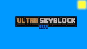Ultra Skyblock [BETA] Minecraft Map & Project