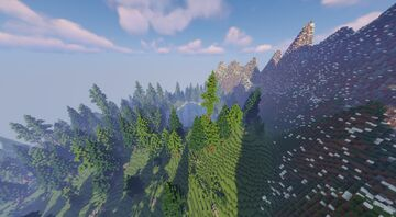 Island Survival Map Minecraft Map & Project