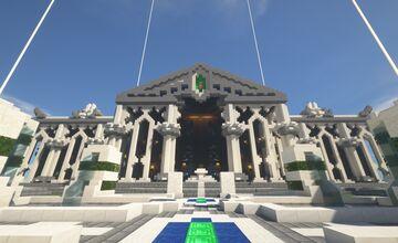 Wildcraft's Embassy Plaza 2021 Minecraft Map & Project