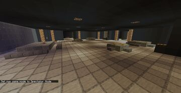Amongus Skeld Remake Minecraft Map & Project