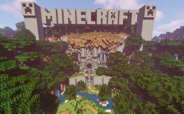 console TU41 tutorial world java port Minecraft Map & Project