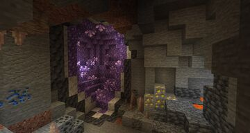 1.17 Menu Panorama (Recreation) Minecraft Map & Project
