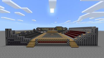 Arena V2.0 Bedrock Minecraft Map & Project