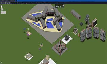 creative city flat world dump Minecraft Map & Project