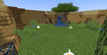 Survival cage Minecraft Map & Project