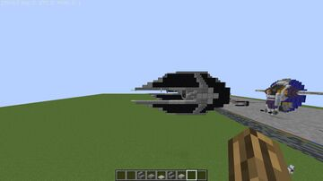 Star wars Builds Minecraft Map & Project