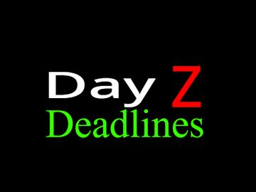 Day Z: Deadlines Minecraft Map & Project