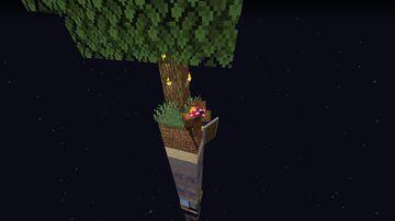 4Block SKYBLOCK Challenge Minecraft Map & Project