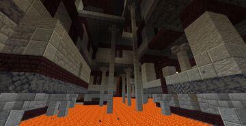 The Escher Dimension Minecraft Map & Project