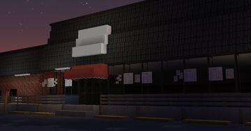[Stranger Things] Bradley's Big Buy Minecraft Map & Project