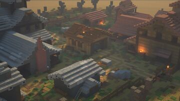 KoTH Harvest | 1.16+ Minecraft Team Fortress 2 Map Minecraft Map & Project