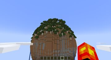 Planet for unspeakable Minecraft Map & Project