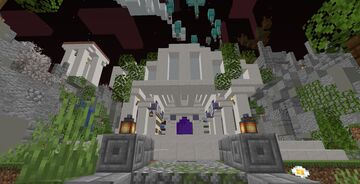 BluSMP | Server Spawn Minecraft Map & Project