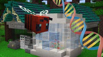 BuilderBee Workshop Minecraft Map & Project
