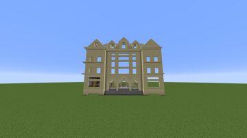 Outlast Mount Massive Asylum (Minecraft Edition) Minecraft Map & Project