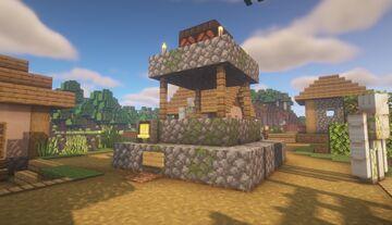 Better Village Minecraft Map & Project
