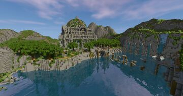 Long lost temple of Albacois Minecraft Map & Project
