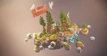 Village Islands Hub [Free Download] Minecraft Map & Project